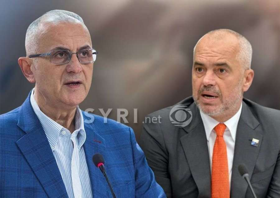 Head of LSI parliamentary group Vasili laughs at Albanian PM Rama's declaration on EU: I told you he's an idiot