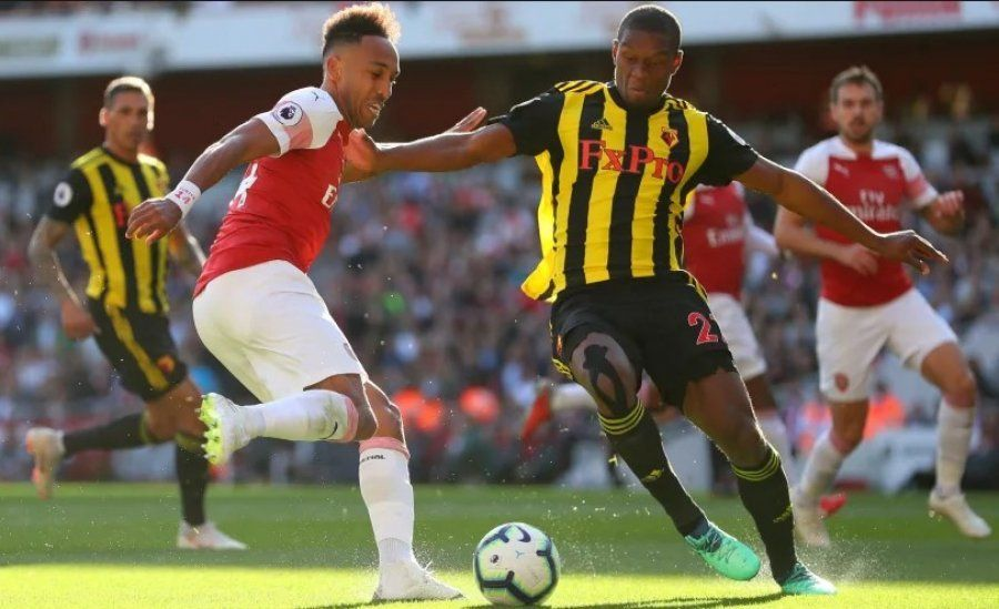 Formacionet zyrtare: Watford – Arsenal