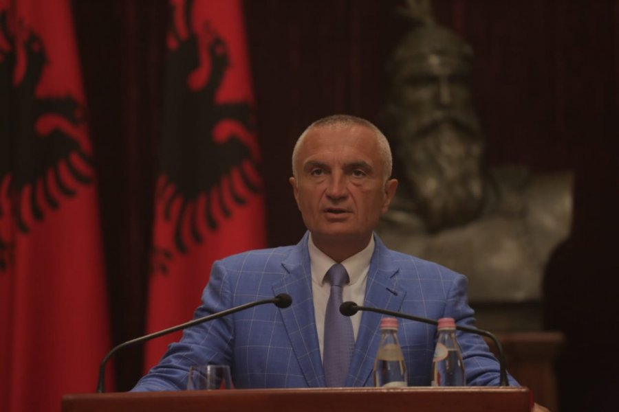 President Ilir Meta says there were no lawful elections on June 30 in Albania