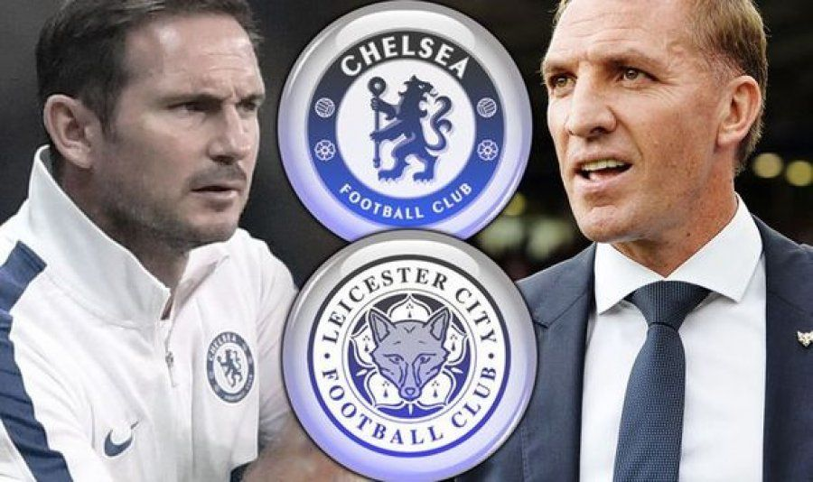 Chelsea vs Leicester, formacionet zyrtare
