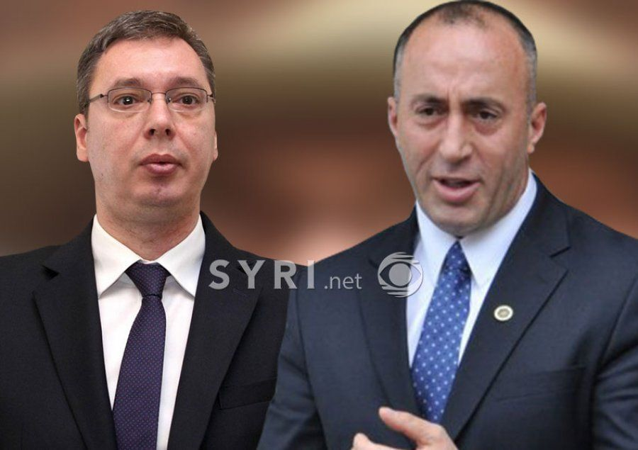Kosovo Premier Haradinaj says Serbian President Vucic's declaration is a danger to peace in the region