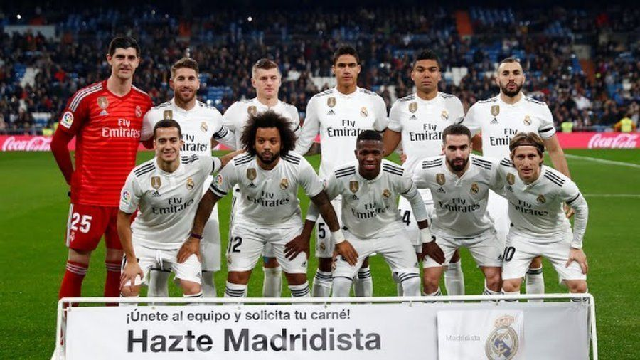Kupa e Mbretit/ Formacionet zyrtare: Real Madrid - Leganes
