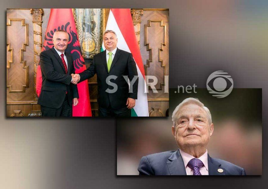 President Meta reveals Hungarian Premier Orban's warning: Beware of Soros