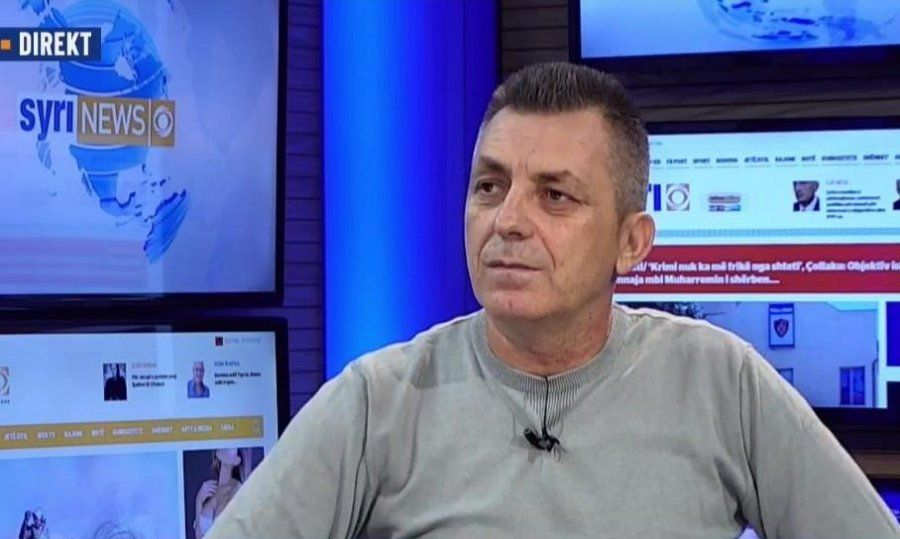 The shooting of the Prosecutor, Syri's pundit Poli Hoxha says the fight between gangs is out of control