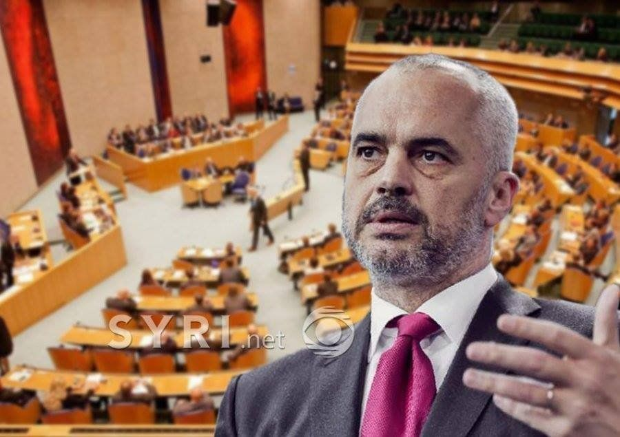 Albanian PM Rama attacks the Dutch parliament: They're using us for domestic propaganda
