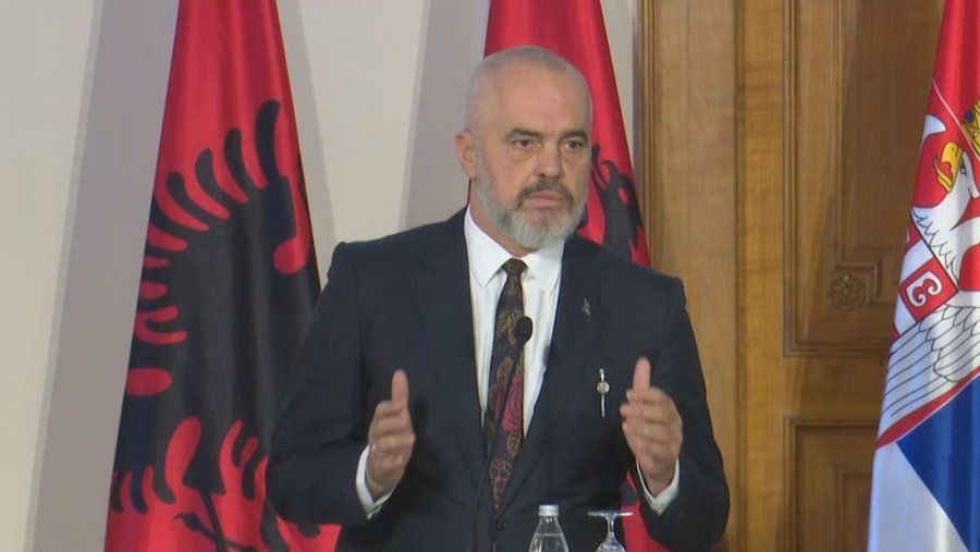 Rama in the Niš Summit: EU does not accept the Balkans Schengen, we'll find another name