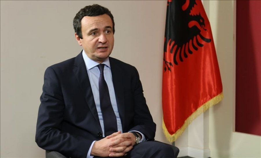 Premier candidate Albin Kurti: We want Albania to see Serbia with Kosovo's eyes