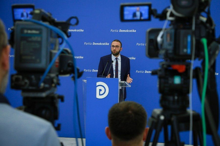 Democrat Secretary General: For the first time ever the report of OSCE/ODIHR said the election was not democratic