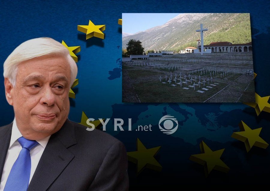 Government expropriates land for WW2 Greek soldiers' cemeteries in Albania