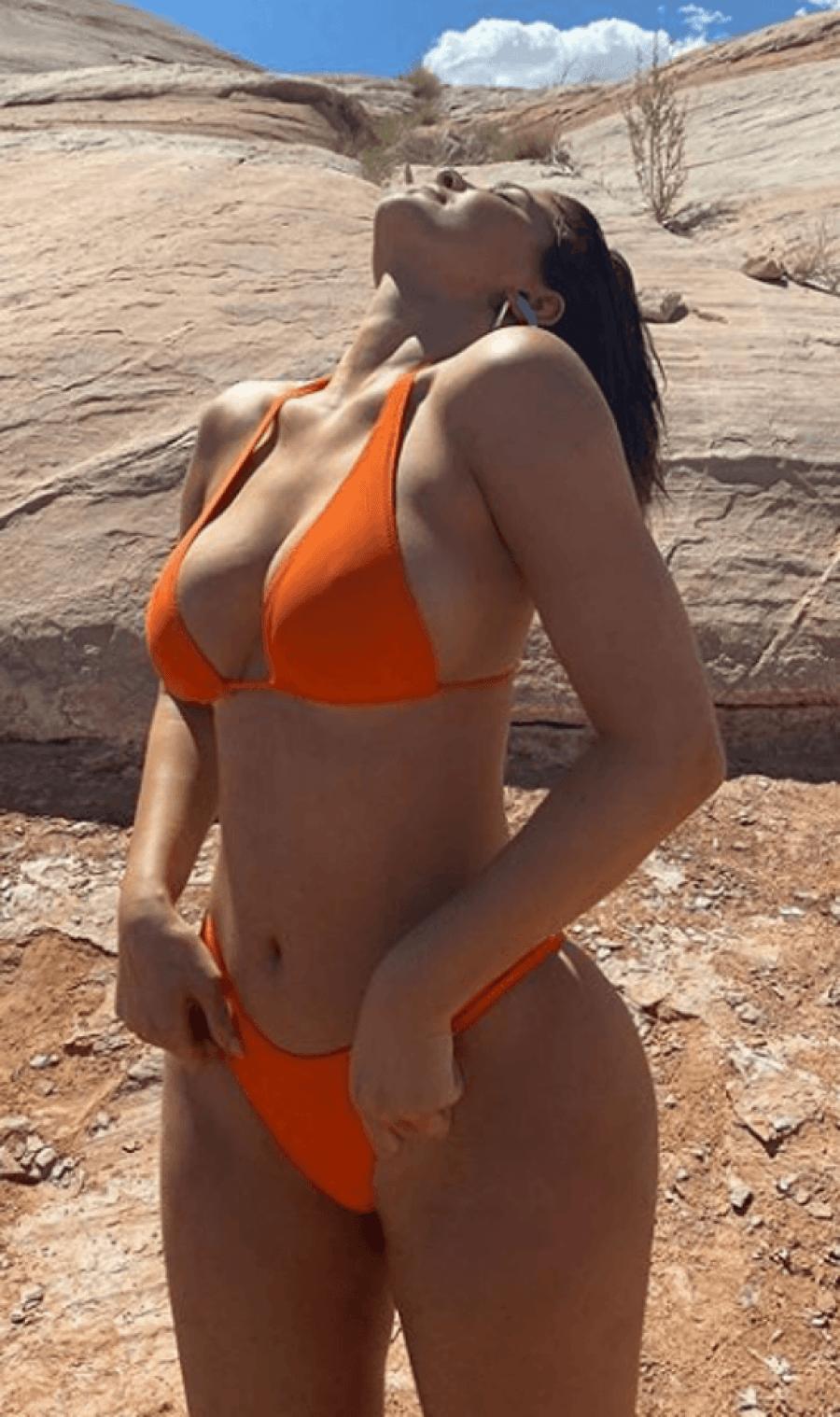 Kylie Jenner i kthehet diellit hellip  me t euml  gjitha