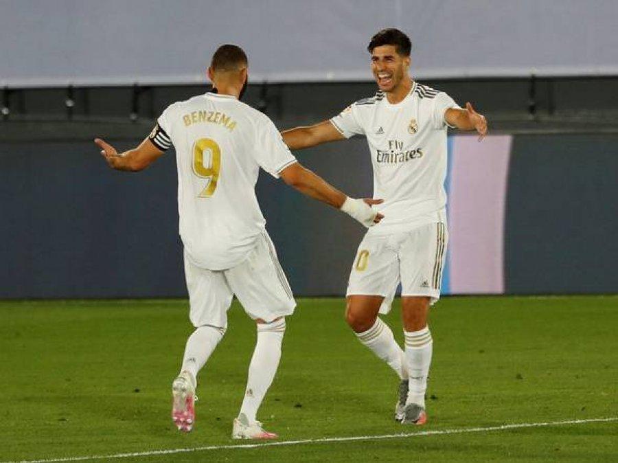 La Liga  Real Madrid nj euml  hap larg titullit kampion  fiton ndaj Alaves