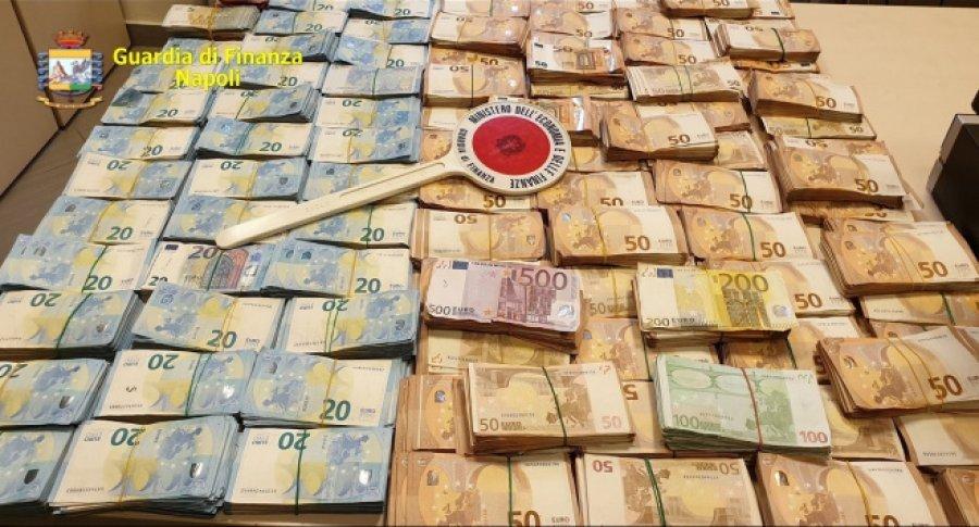 Pasi kapi korrierin shqiptar  policia zbulon kamionin me 5 mln euro kokain euml