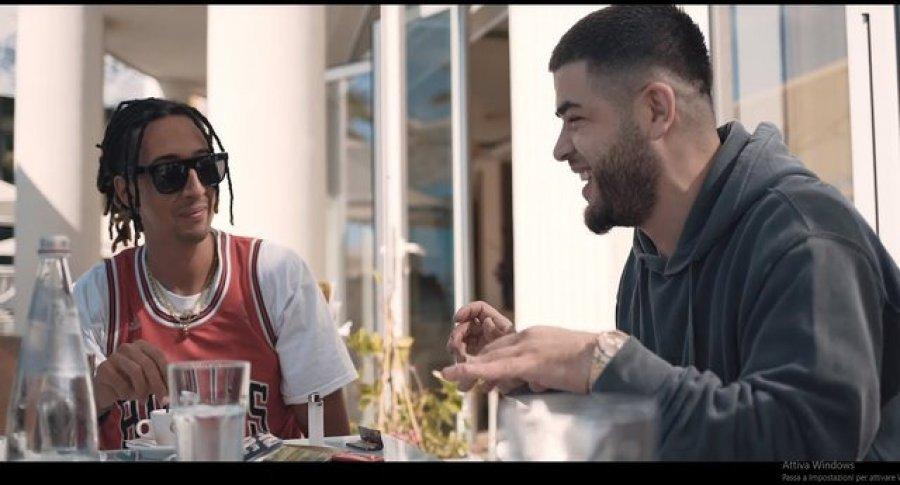 Miku i Noizyt, reperi i njohur italian goditet me shishe nga një fanse e tij