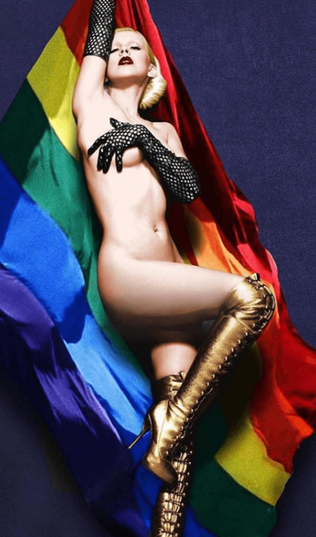 E zhveshur Christina mbron komunitetin LGBTI
