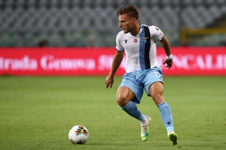 VIDEO/ Lazio barazon rezultatin, shënon Immobile