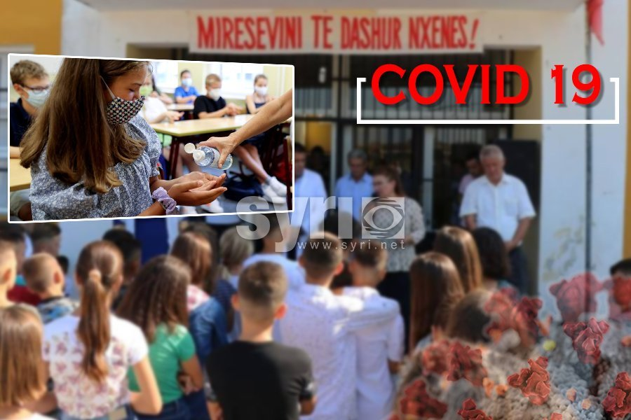 Covid-19 wreaks havoc in Tirana's schools, the government hides the numbers