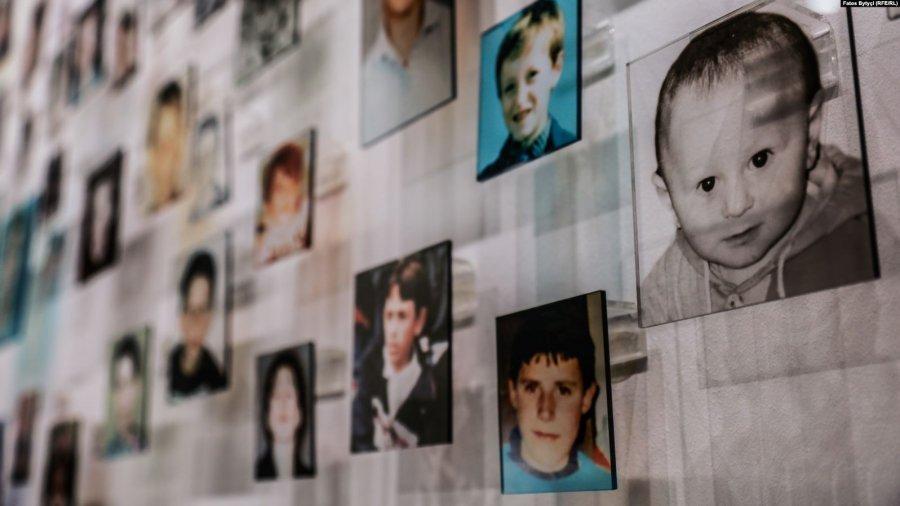 Fëmijët e vrarë dhe të zhdukur gjatë luftës në Kosovë