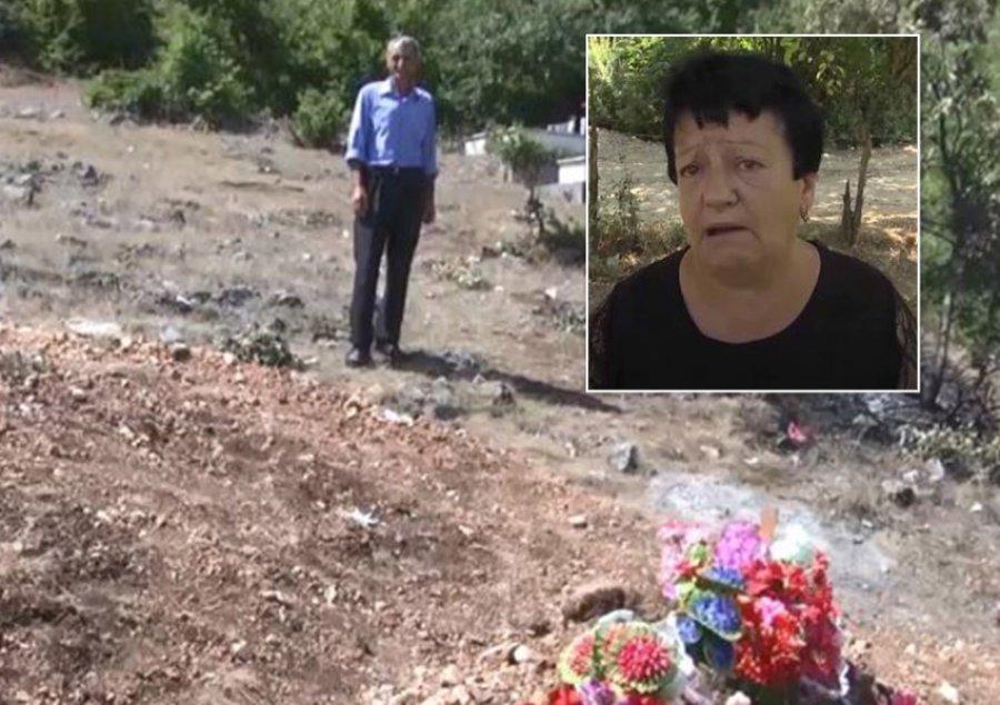 Gjen për herë të tretë varrin e djalit të hapur/ Nëna: Ai nuk është aty, i  kanë marrë sendet personale