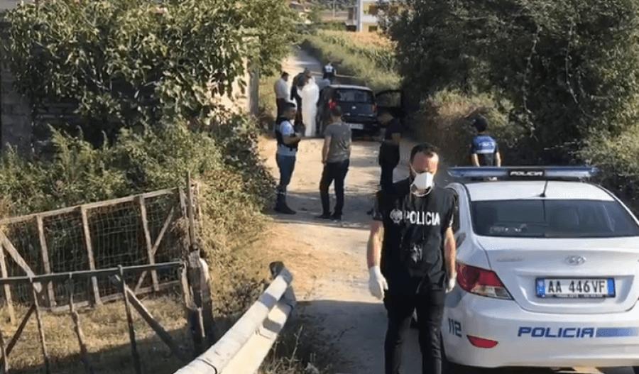 Vrasja e 33-vjeçarit në Rrogozhinë/ Ja pamje nga vendi i ekzekutimit