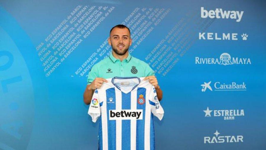 Bare  Jam shum euml  i lumtur q euml  firmosa me Espanyol  shpresoj t euml  rikthehemi n euml  La Liga