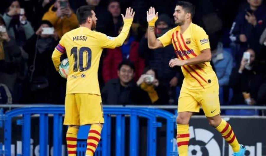 E kryer  Luis Suarez do t i bashkohet Atletico Madrid