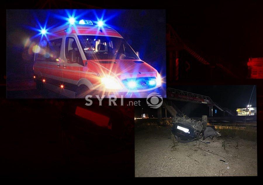 Taksia me 6 sirian euml  del nga rruga  nj euml  person i plagosur