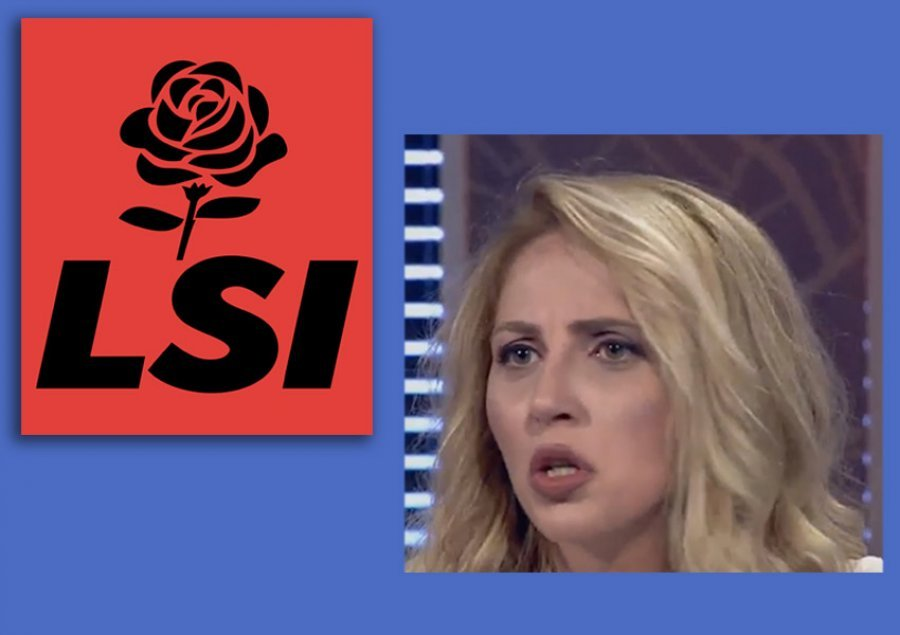 Brisida Shehaj kalon te LSI   lsquo Jam n euml  nj euml  parti ku socialist euml t mendojn euml  p euml r socialist euml t rsquo