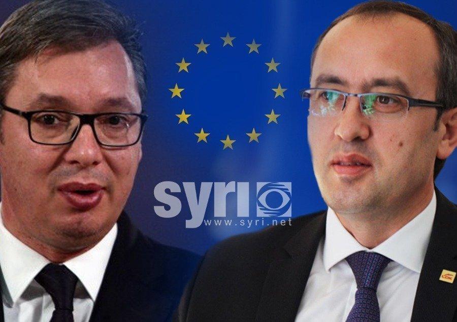 Dialogu Kosov euml  Serbi  BE  Shum euml  projekte n euml  marr euml veshjen e Uashingtonit po zhvillohen