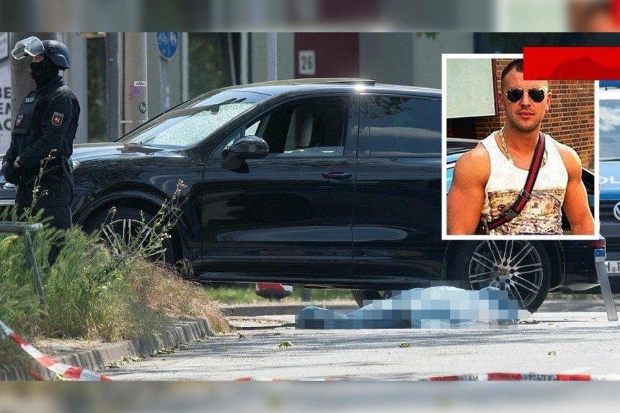 FOTOLAJM/ 'Far West' në Gjermani, shqiptari vritet në Porsche