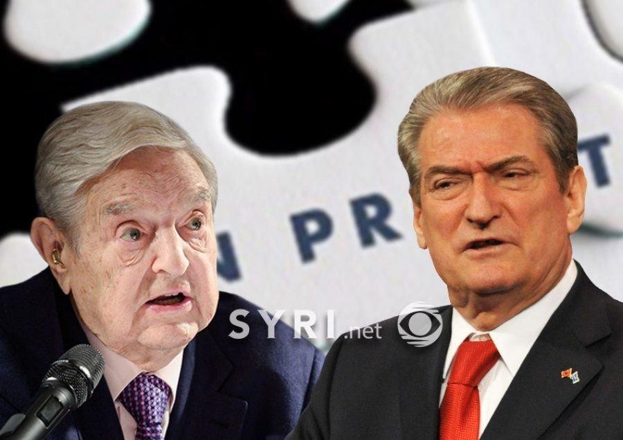 Mediat amerikane: Dyshohet se George Soros ka lidhje me vendimin për Berishën