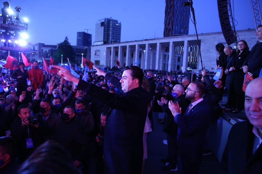 Basha: Ndryshimi po vjen, ne do t'i japim fund tranzicionit shqiptar