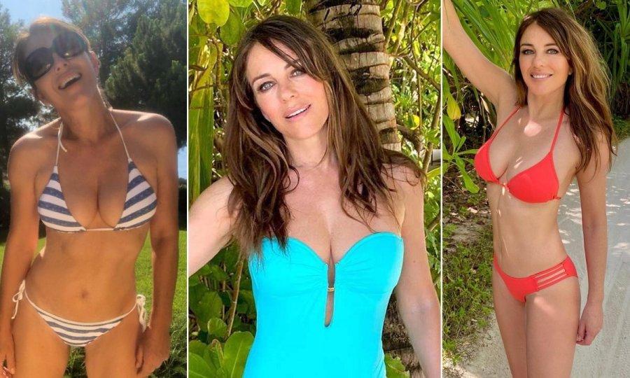 Aktorja 45-vjeçare 'ndez rrjetin', me pozat s*ksi me bikini